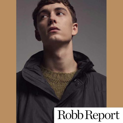 WeDú by Coréon Dú F/W 2017-18 @ Robb Report Spain