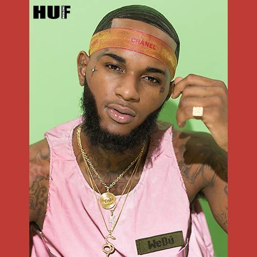 Tatted Rocking WeDú @ HUF Magazine