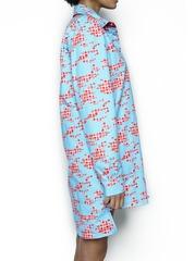 Blusão Camo Azul