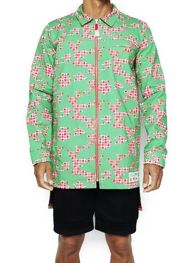 Blusão Camo Verde