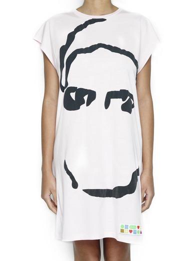 T-Shirt Oversize Rosa